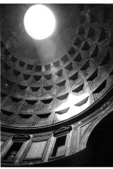 The Pantheon takes your breath away.