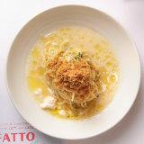 Fatto's spaghettini with spanner crab.