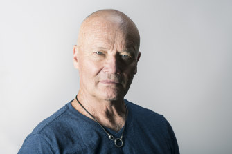 Creed Bratton brings his music and comedy tour to Australia in February.