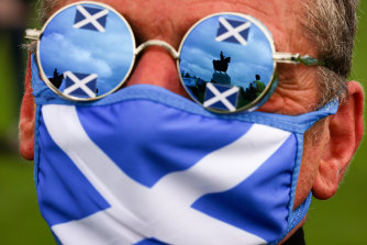This week's vote on whether there should be a second independence referendum for Scotland is stirring uneasy Brexit memories in financial markets.