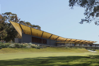 An artist's impression of the Lane Cove Sport and Recreation Facility.