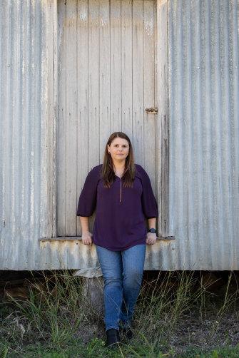 Biloela social worker Angela Fredericks.