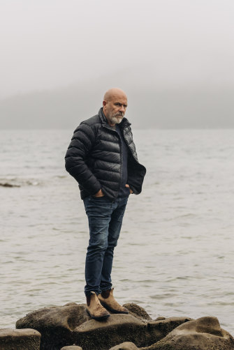 """Richard Flanagan originally intended to pen a short article about Tasmania's salmon industry, but after hearing so many """"shocking"""" stories about it, he ended up writing a book, Toxic."""