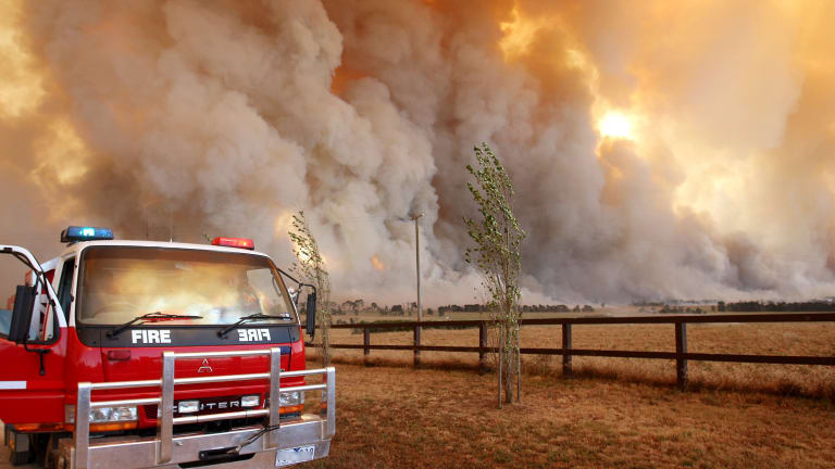 The threats to our lives from extreme weather isn't limited to heatwaves, but extends to more severe storms and floods and more intense and 'out of season' bushfires.