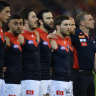 Demons running out of players as they prepare for Eagles