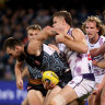 Port sink Dockers, on cusp of top four