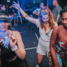 Party-goers 'almost in tears' as dancing returns to Fortitude Valley