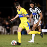 Brisbane Strikers out to make FFA Cup history in semis