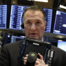 US stocks fluctuate as trade talks, shutdown loom