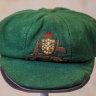 Bradman's first baggy green cap sells for $450,000
