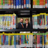 Melbourne school turns its results around by reviving its dying library