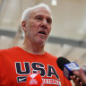 'A chance to win the whole deal': Popovich talks up Boomers