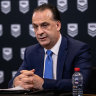 NRL's arrogance apparent in singular rush to return