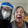 Aged care residents set for jab after staffer's 'mystery' case