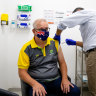 When promises don't match reality.  Australia's troubled vaccine rollout