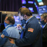 Wall Street drifts higher, bond yields slow their rise