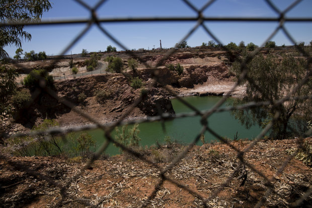 The NSW government will spend almost $108 million over the next decade to rehabilitate old mining sites.