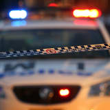 Police are searching for a woman in her 40s who they believed carried out the armed robbery.