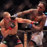 Adesanya stuns Whittaker to become UFC middleweight champion