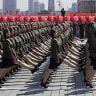 North Korea celebrates 70th birthday with parade - but holds the ICBMs