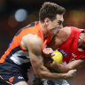 The Swans' season is on the line this week against the Giants, says captain Dane Rampe.
