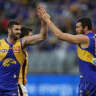 Eagles firm up top-four spot with solid win over Hawks