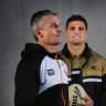 Handy hints at hand for the father-son coaching conundrum