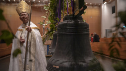 Peal of bells that were 170 years in the waiting for St Patrick's Cathedral