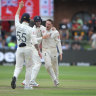 Bess puts England in command over S.Africa