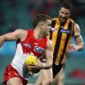 Tom Papley fined for staging after dive