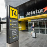 AFP officers at Melbourne airport in quarantine after member tests positive for COVID-19