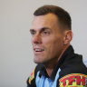 'I wasn't going to quit on the boys': John Morris opens up on sacking