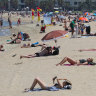 City set to swelter as mercury tipped to near 40 degrees