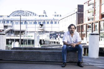 Fraser Corfield, the artistic director of the Australian Theatre for Young People.