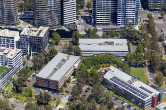 Growthpoint raised $66.1 million through the sale and leaseback of the Quad 2, 6 Parkview Drive and Quad 3, 102 Bennelong Parkway, Sydney Olympic Park.