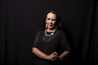 Federal Labor MP Linda Burney was a key organiser of the 2000 walk for reconciliation.