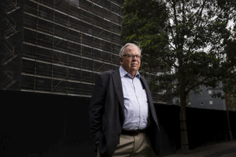 NSW Building Commissioner David Chandler has put unscrupulous builders on notice.