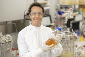 UQ Associate Professor Timothy Mercer will be heavily involved in the new vaccine development facility.
