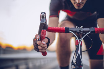 Don't share objects like bike pumps, and wash your workout gear inside out.