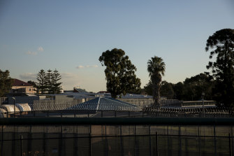 A prisoner at Silverwater prison has tested positive to COVID-19.
