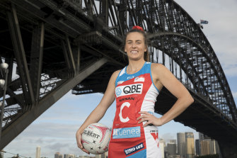 Swifts star Maddy Proud will be officially named as 2020 captain on Thursday.
