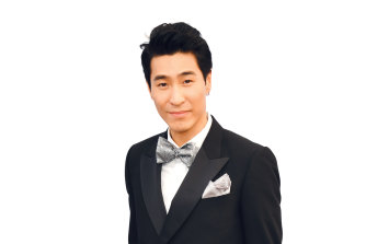 "Chris Pang: ""When 'Crazy Rich Asians' was first released, I got an influx of social-media activity on my accounts, including my first bare-chested picture from a female fan."""