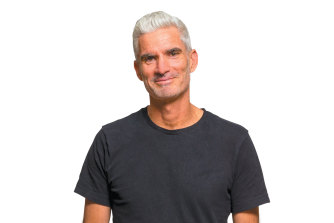 "Craig Foster: ""The real power in a sporting career is the platform it gives you to do something else. It's why I work so hard now with human rights."""
