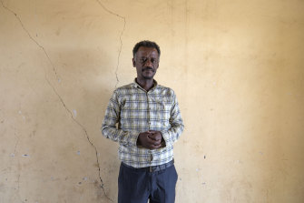 "Refugee surgeon Tewodros Tefera says he fears the militia more than the army: ""they are more insane""."
