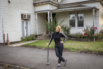 The Block judge Shaynna Blaze turns renovator herself in Country Home Rescue.