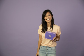 Nicole Liu is the founder of online contraceptive pill delivery startup Kin Fertility.