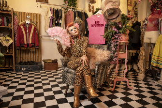 Janelle Camino is closing her fashion shop Faster Pussycat on South King Street.