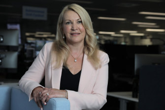 Fortescue chief executive Elizabeth Gaines.