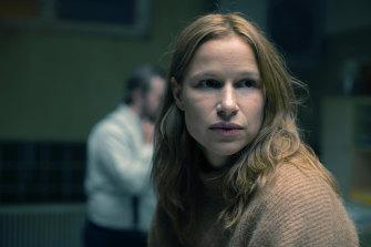 Kathrine Thorborg Johansen as Live in Post-Mortem: No One Dies in Skarnes.