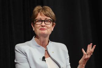 CBA chairman Catherine Livingstone says the bank supports